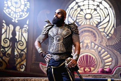Kashmora Film Stills With Karthi in the Lead