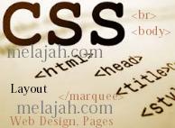 Css adalah standar penyusuan halaman web