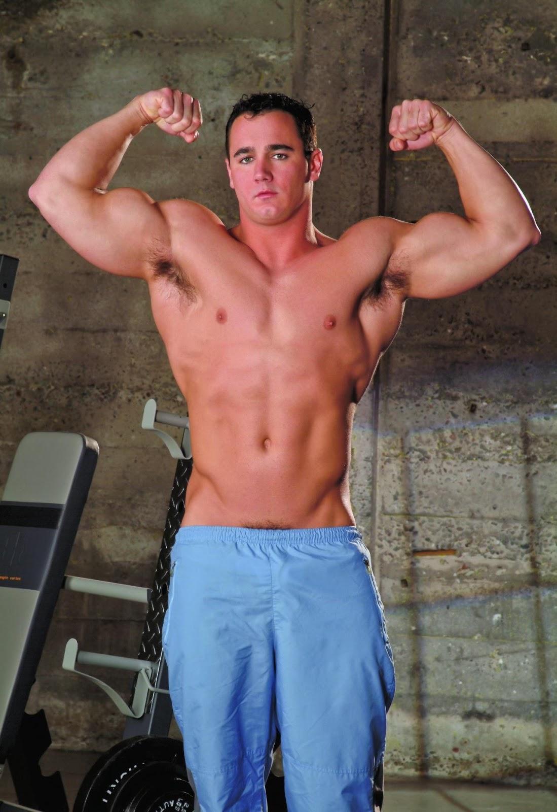 Bodybuilder Beautiful: Ace Hanson