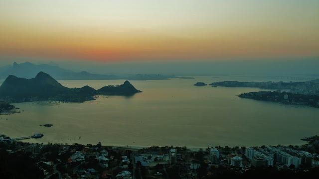 Vista do Parque da Cidade de Niterói