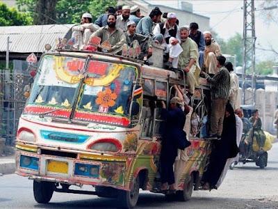 Bangladesh bus