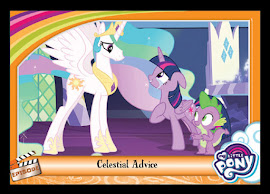 My Little Pony Celestial Advice Series 5 Trading Card