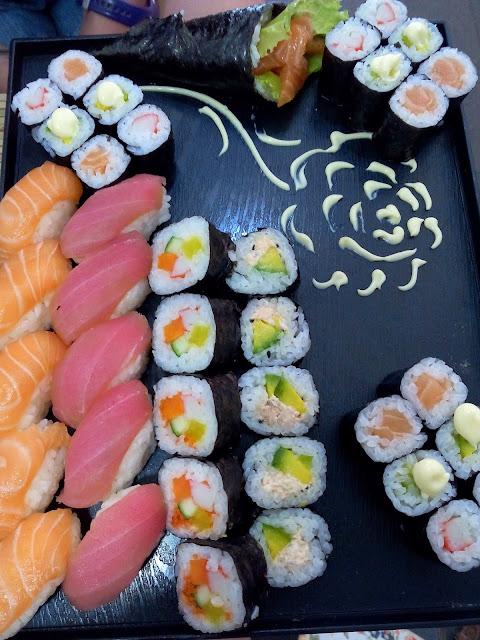 sushi, hanoi