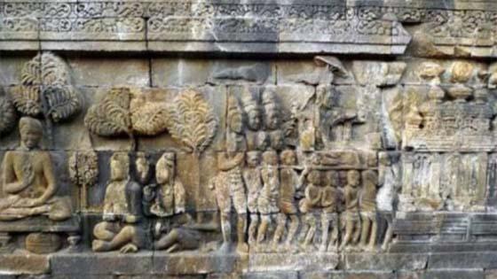 Borobudur Peninggalan Nabi Sulaiman