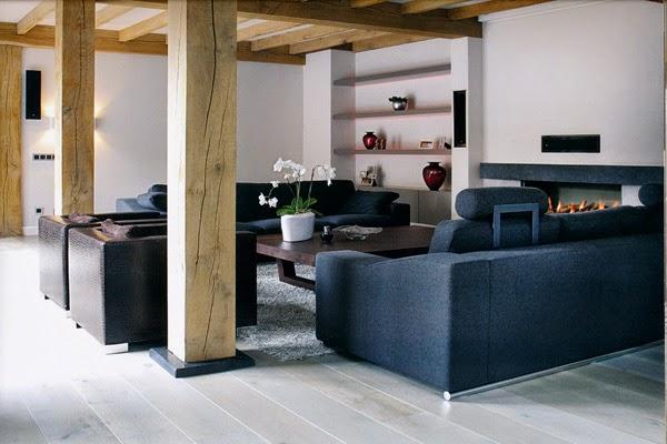 Witte Houten Vloer : Witte houten vloer white wash houten vloer of wit geverfde houten vloer