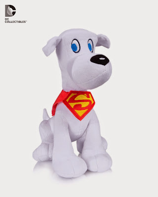San Diego Comic-Con 2015 Exclusive Krypto DC Comics Super Pets Plush by DC Collectibles