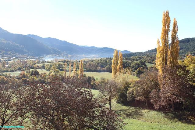Pirineu Aragonès, Osca, colors de tardor, Siresa, senderisme, Parque natural de los Valles Occidentales