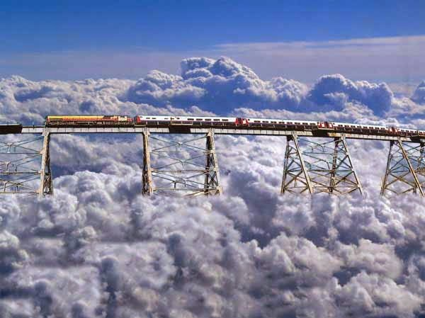 Top List of Best 3 Most Amazing Railway Track Of The World