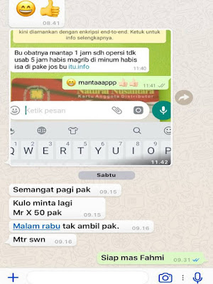 testimoni flexin nasa 4