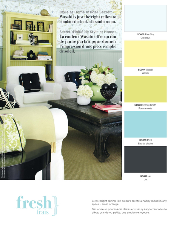 September And Sun Take Your Pick Colour Palettes Fresh Or Exotic