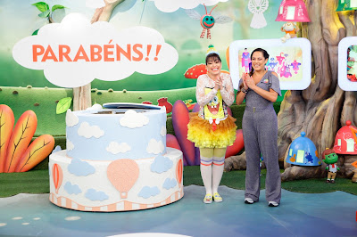 Silvia Abravanel com Milene Pavorô (Foto: Gabriel Cardoso)