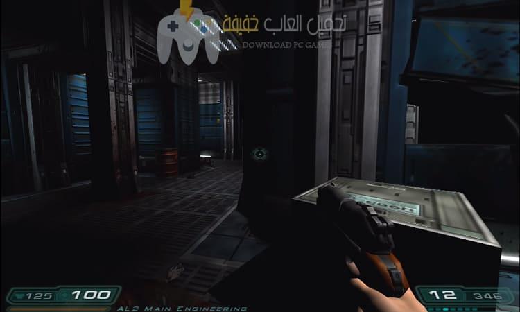 تحميل لعبة Doom 3 للكمبيوتر