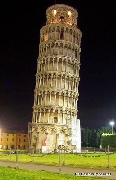Torre Inclinada de Pisa (Pisa, Italia)