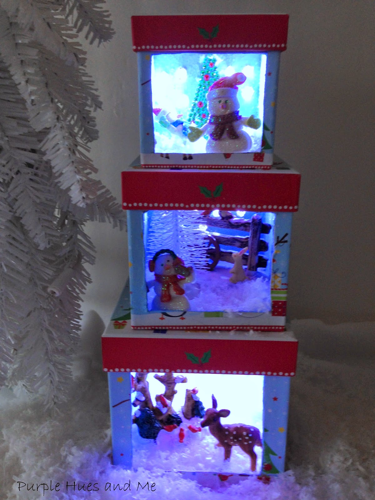 Battery Packs Christmas Lights