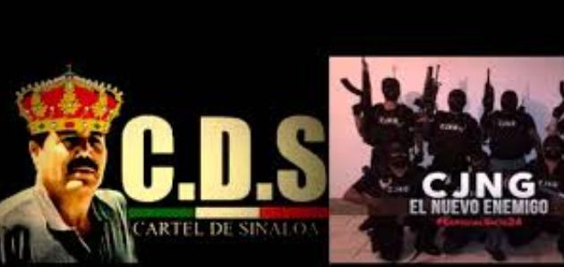Enfrentamientos entre el Cártel de Sinaloa y el CJNG establecen nuevo récord de ejecuciones