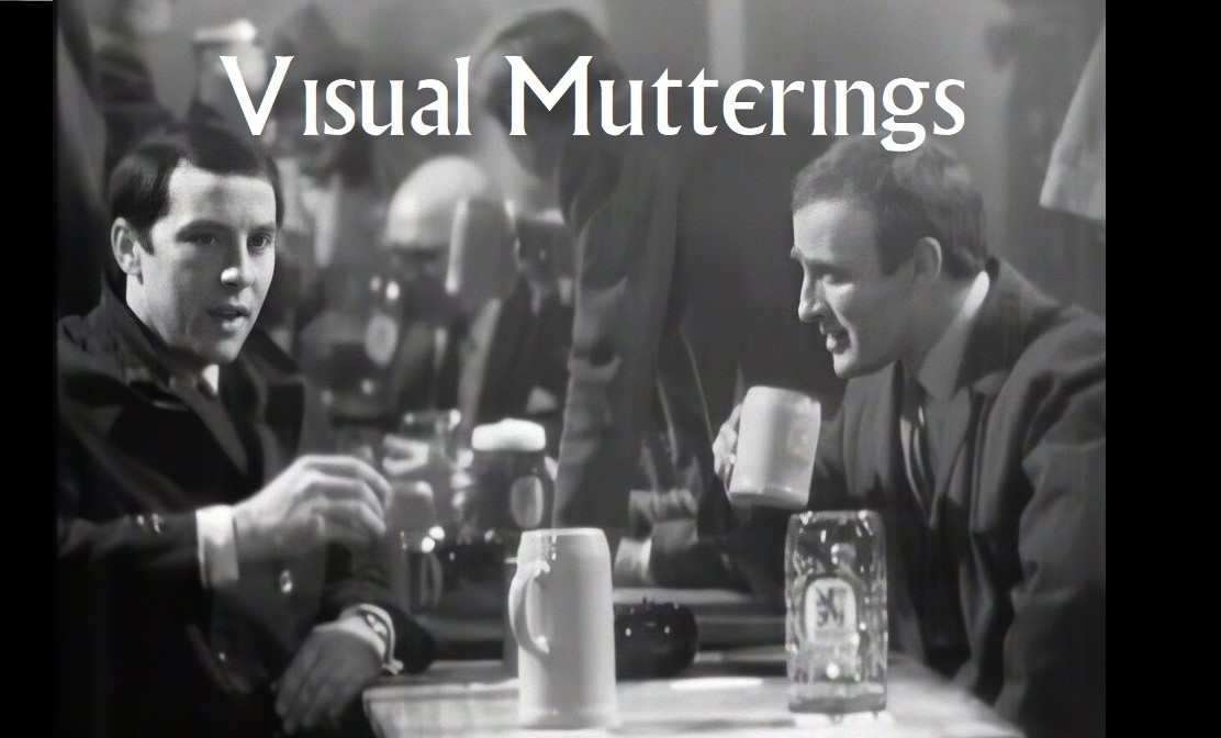Visual Mutterings