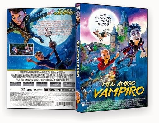 DVD – Meu Amigo Vampiro 2018 – ISO