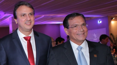 Resultado de imagem para Fiec, Beto Studart, Camilo Santana e a eleição de 2018