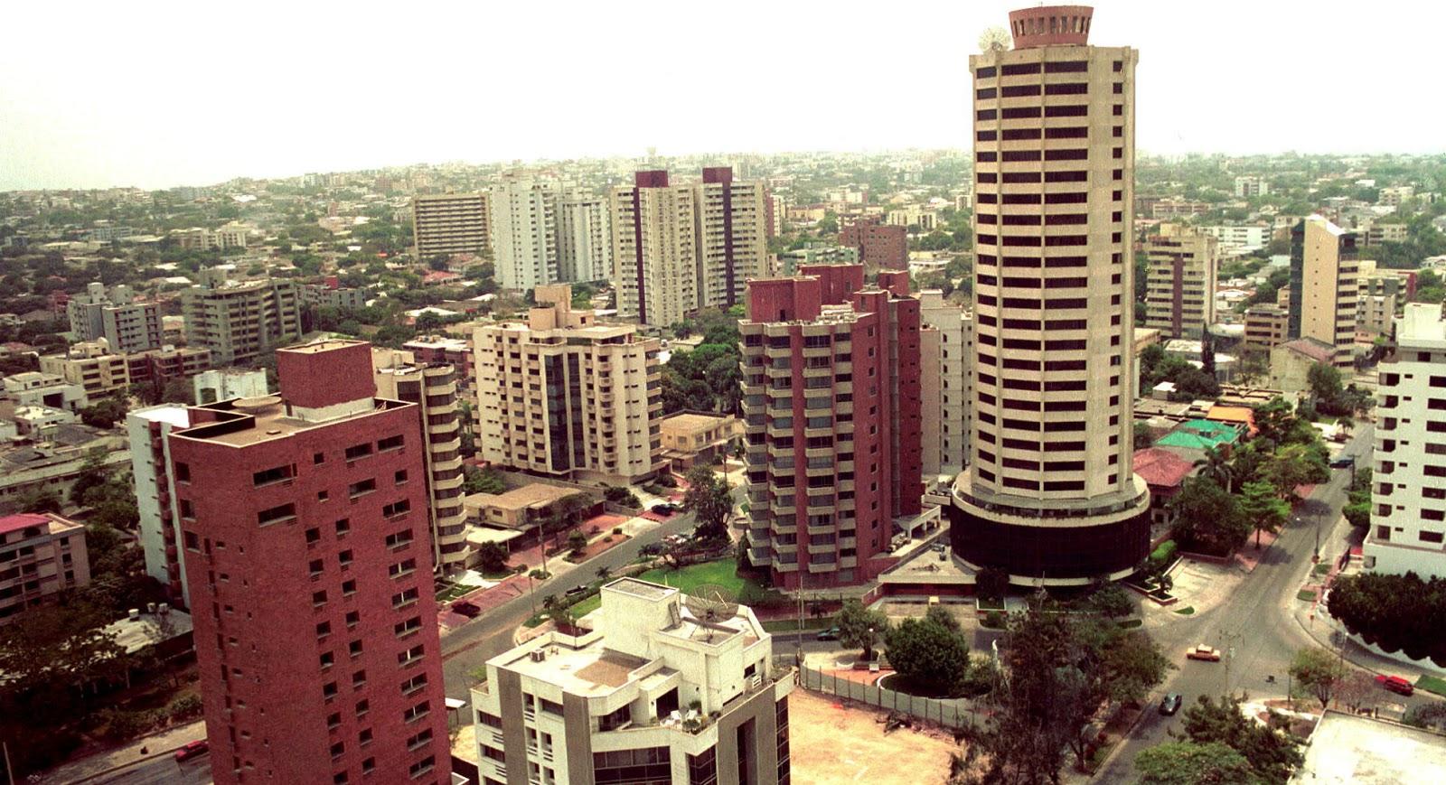 Barranquilla   Cidade da Colômbia