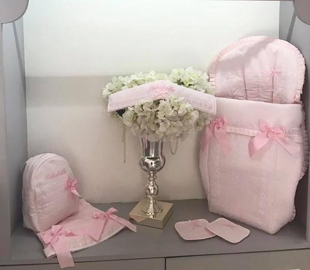 funda bugaboo donkey rosa organza