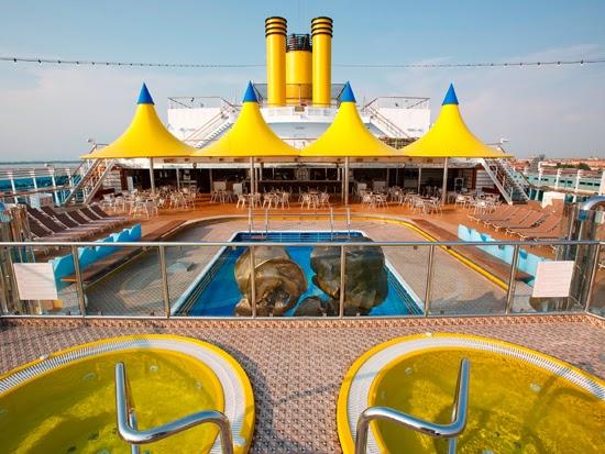 COSTA CRUCEROS - Este verano, más novedades con carácter español en los itinerarios del Norte de Europa de Costa Cruceros
