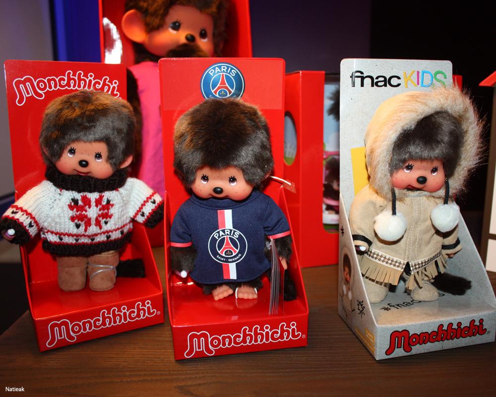 Kiki inuit, PSG, pull tricoté