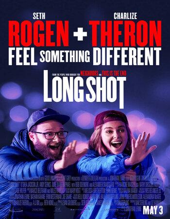 Long Shot (2019) English 480p HDRip x264 350MB ESubs Movie Download