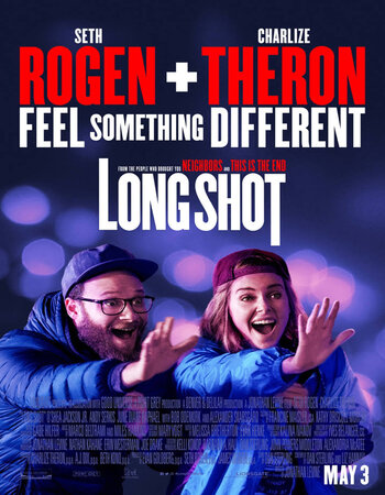 Long Shot (2019) English 720p HDRip x264 1GB ESubs Movie Download