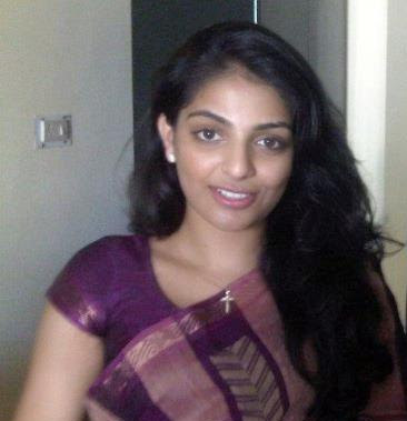 Hot Mythili without in saree
