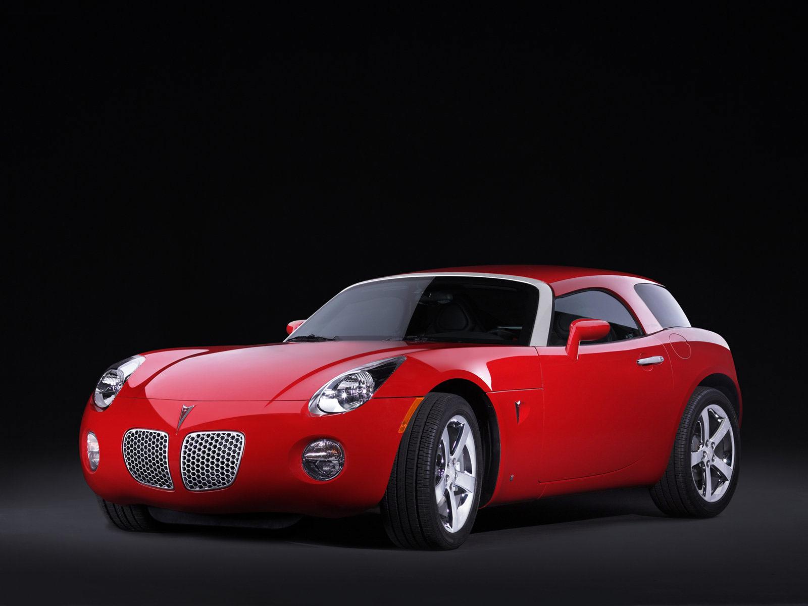Edag Pontiac Solstice Hard Top Concept 2006