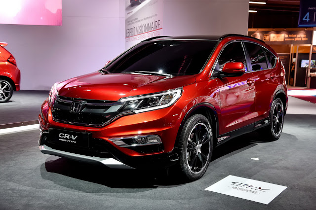 Cars review concept specs price for Honda crv 2017 vs 2018