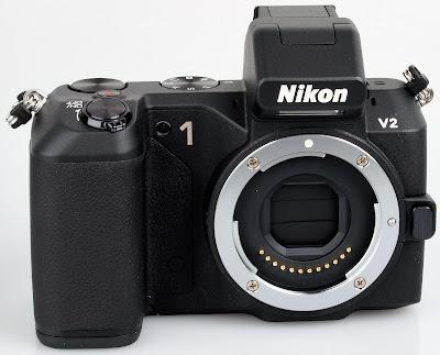 Spesifikasi Kamera Nikon 1 V2
