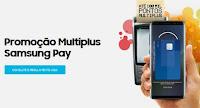 Promoção Multiplus Samsung Pay