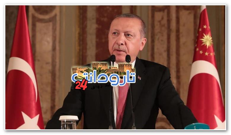 """تارودانت24 _ الرئيس أردوغان: سنحاسب خونة """"غولن"""" الإرهابية عاجلا أم آجلا"""