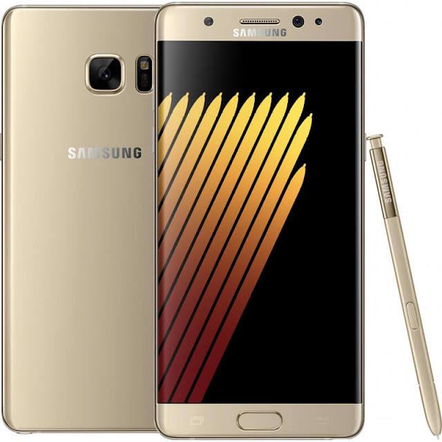 سعر جوال Samsung Galaxy Note 7 فى مكتبة جرير اليوم