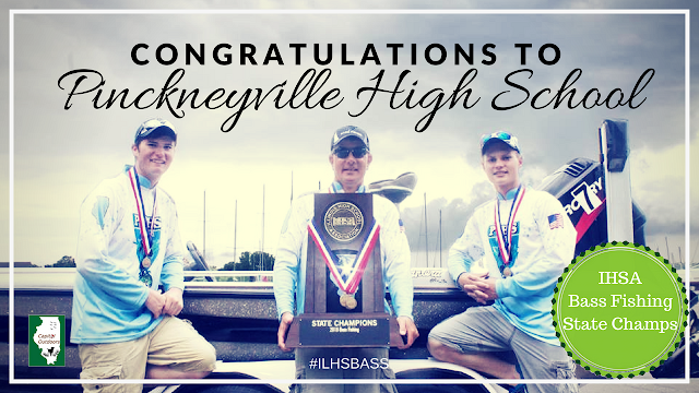 Pinckneyville High School Bass Fishing