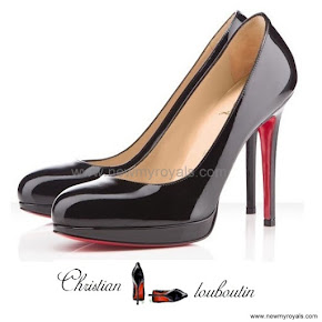 Queen Maxima wore CHRISTIAN LOUBOUTIN Pumps
