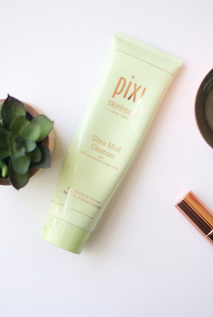 Pix beauty, glow mud cleanser, beauty, skincare, beauty blogger