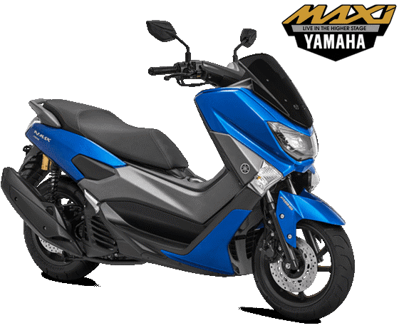 2018 Yamaha NMax 155 (Indonesia) - Ms-Blog