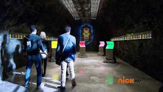 Gosei's command chamber