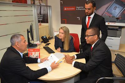 Alagoinhas: Prefeito assina convênio com Santander para concessão de crédito consignado aos servidores municipais
