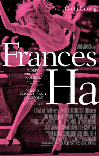 Poster Of Hollywood Film Frances Ha (2012) In 300MB Compressed Size PC Movie Free Download At worldfree4u.com
