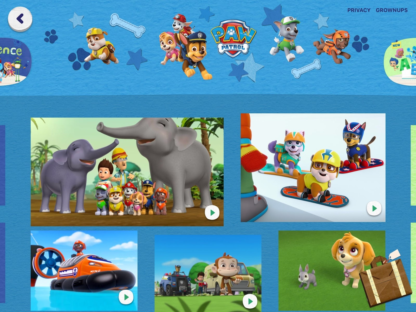 Nickalive Powerhouse Series Paw Patrol Debuts Today On