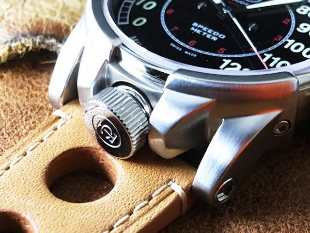 大阪 梅田 ハービスプラザ WATCH 腕時計 ウォッチ ベルト 直営 公式 CT SCUDERIA CTスクーデリア Cafe Racer カフェレーサー Triumph トライアンフ Norton ノートン フェラーリ ダッシュボード DASHBOARD CS10210