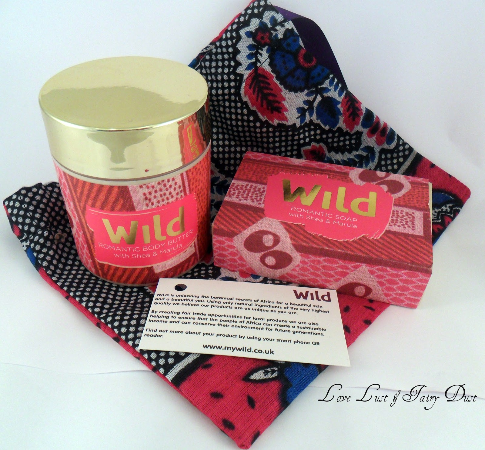 Wild, Fair Trade African Beauty Products