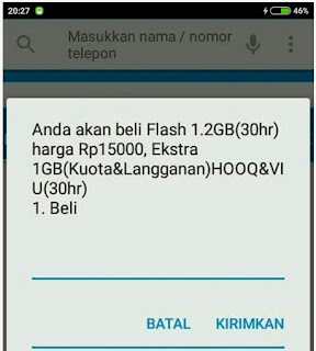Telkomsel Flash 1.2GB