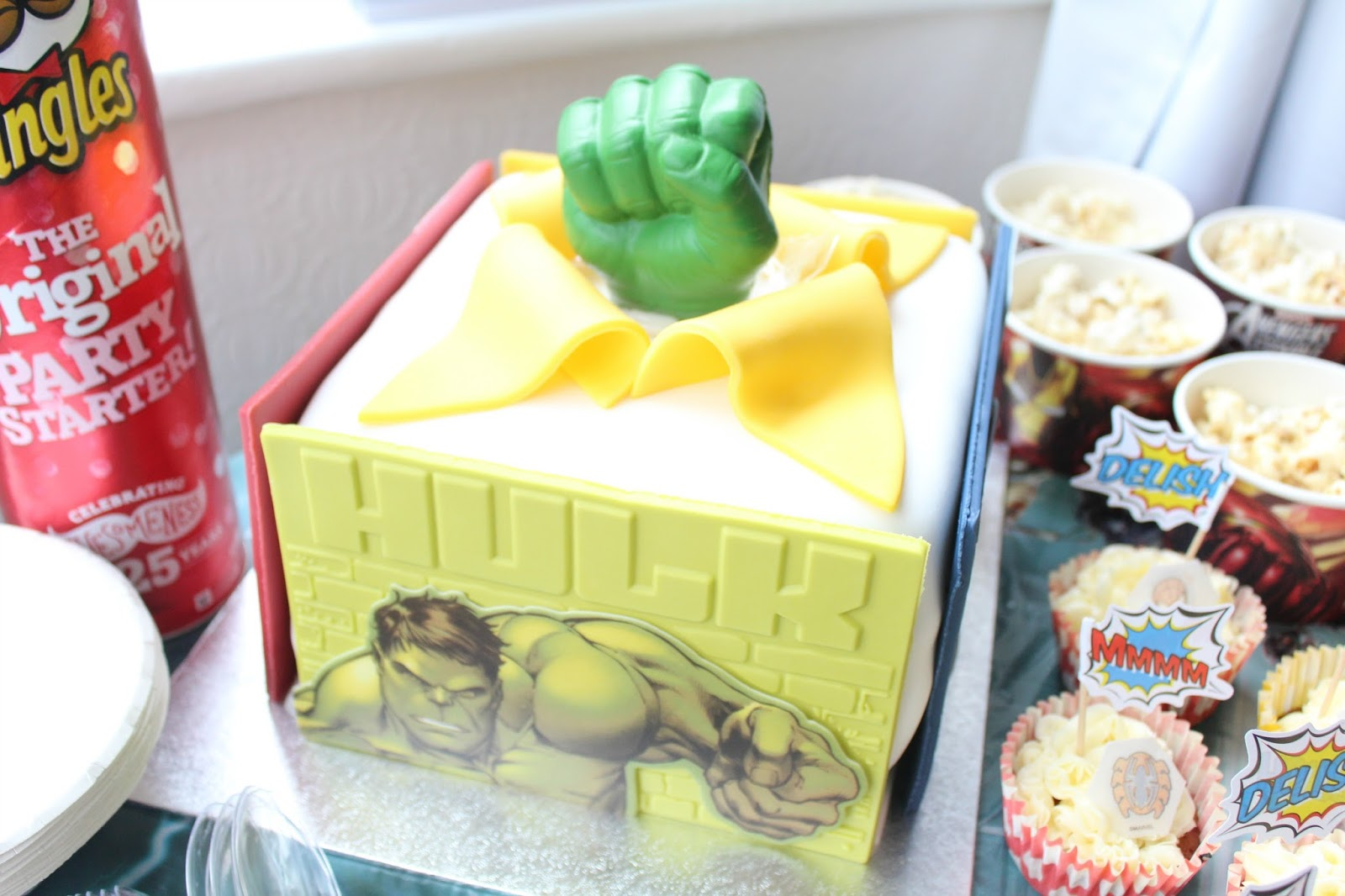 Super Hero Cakes Asda Cake Recipe