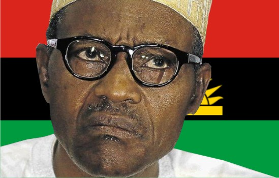Latest BIAFRA News: How IPOB For First Time Ever Delighted With Buhari's Statement On Nigeria's Break Up