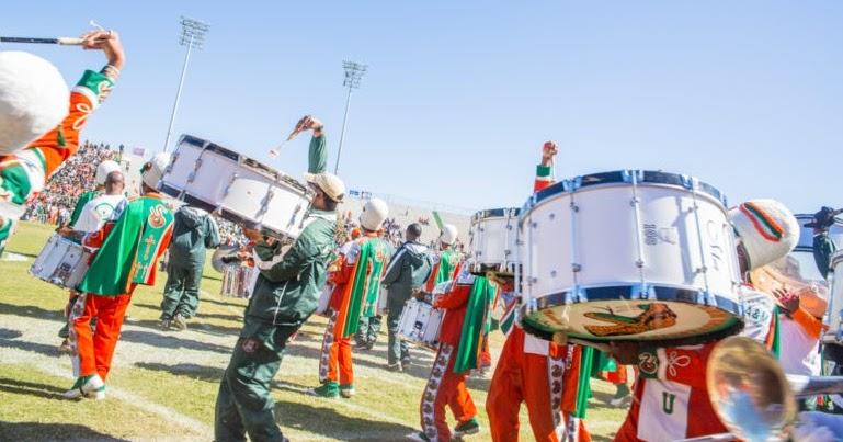 Rattler Nation Famu Alumni Unite To Bring Marching 100 To