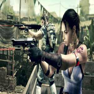 Download Resident Evil 5 setup for windows 7